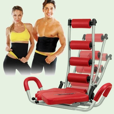 Ab Rocket Twister with Hot Belt